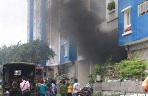 Will the Cariza Plaza apartment fire help the market improve?