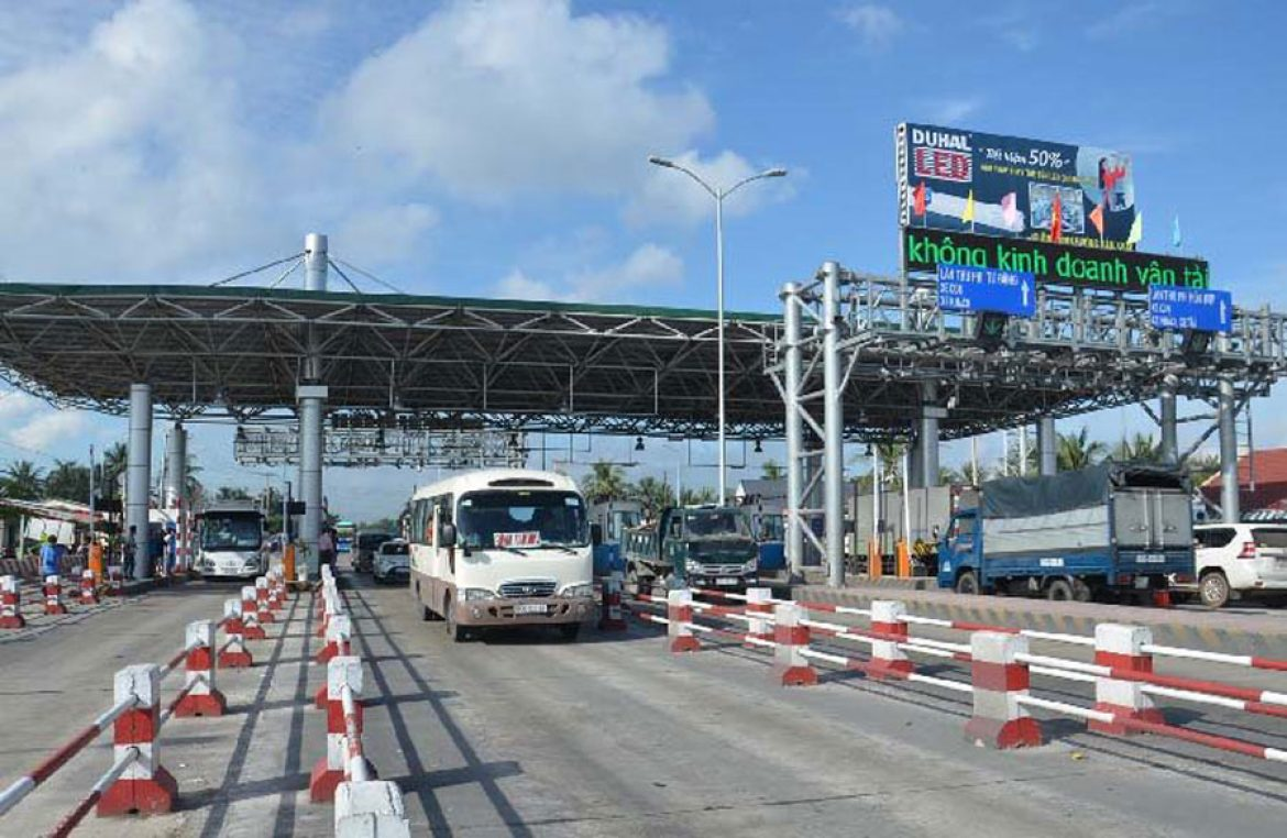 35 BOT toll gate have reduced ticket prices under Resolution 35