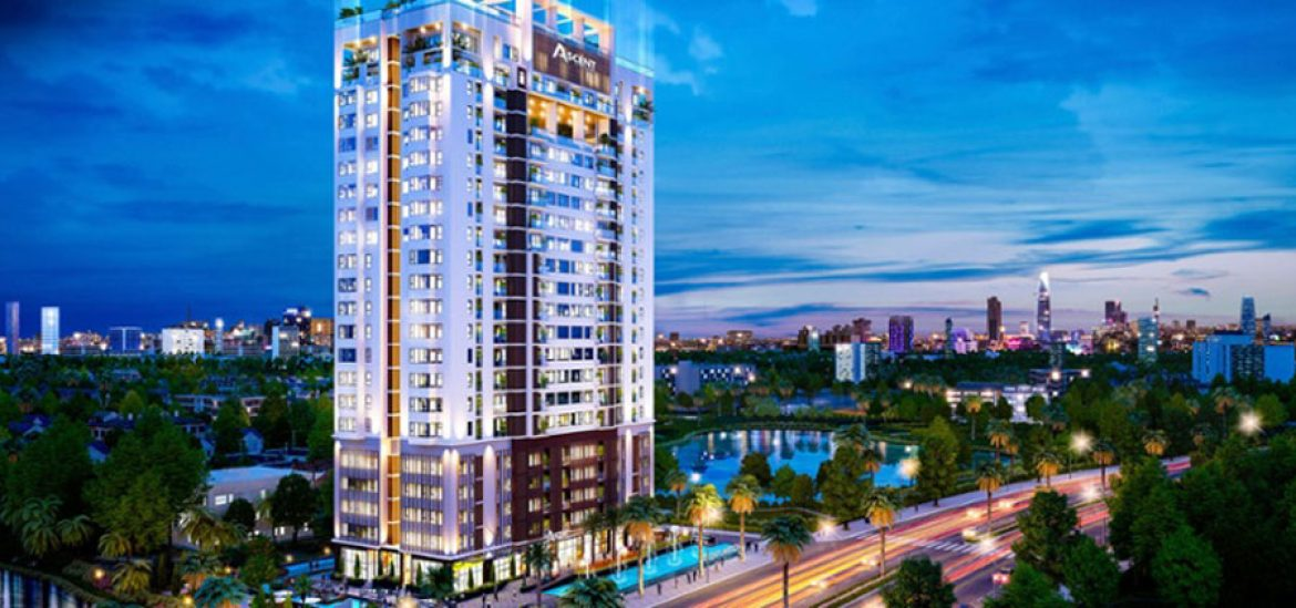 Acent Lakeside apartments