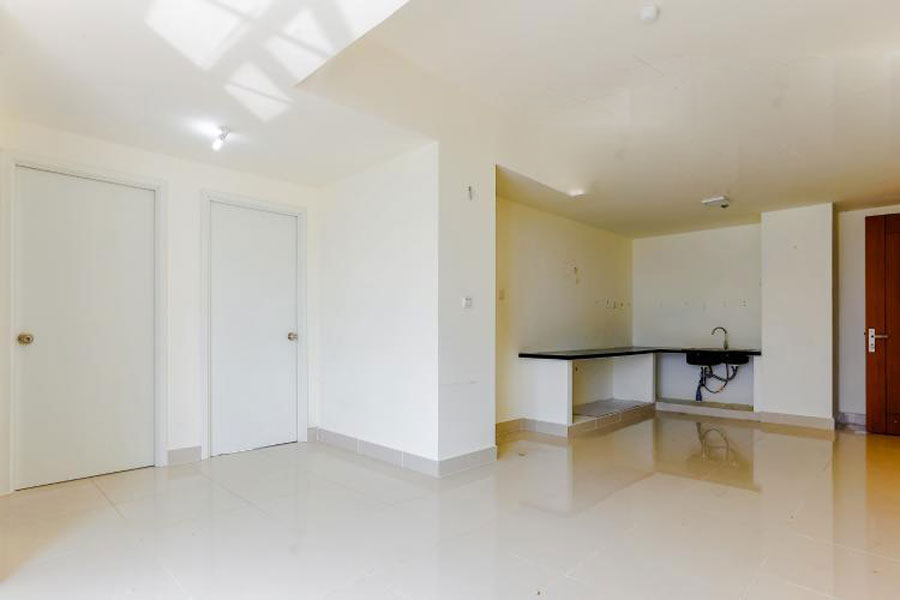 Apartment The Park Residence 2 bedroom middle storey B3 house