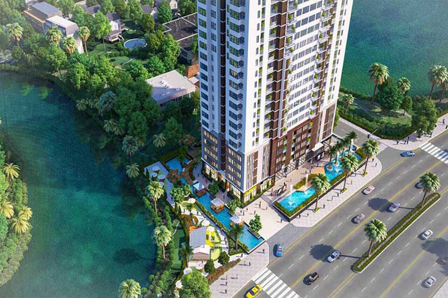 Ascent Lakeside apartment project of Tien Phat investor