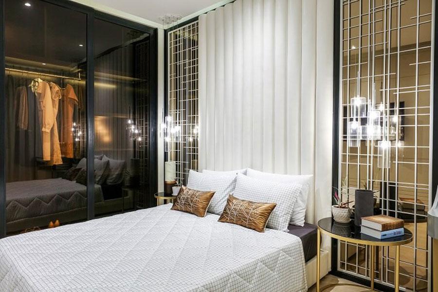 Charmington Iris Apartment Bedrooms