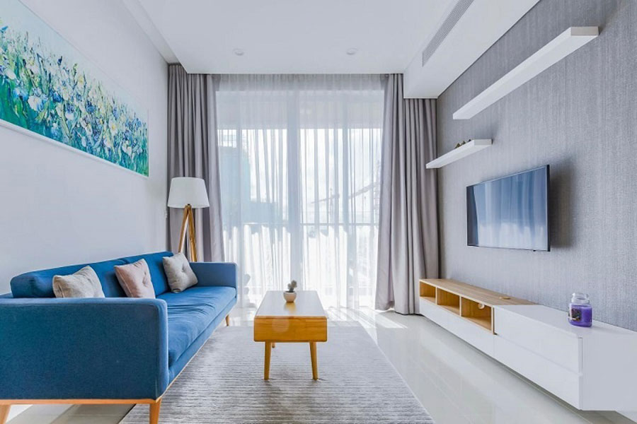 City apartments are especially suitable if your family has small children
