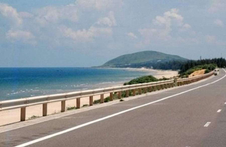 Coast road will be built in Thai Binh province in the form of BOT