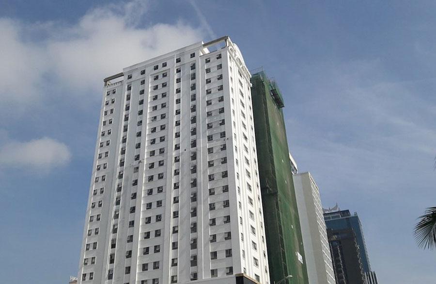 EDEN Hotel built over 129 rooms self-dismantled