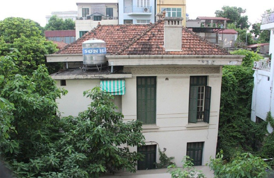 Hanoi: Will bid for villa rental 'take' from former Chairman Hoang Van Nghien