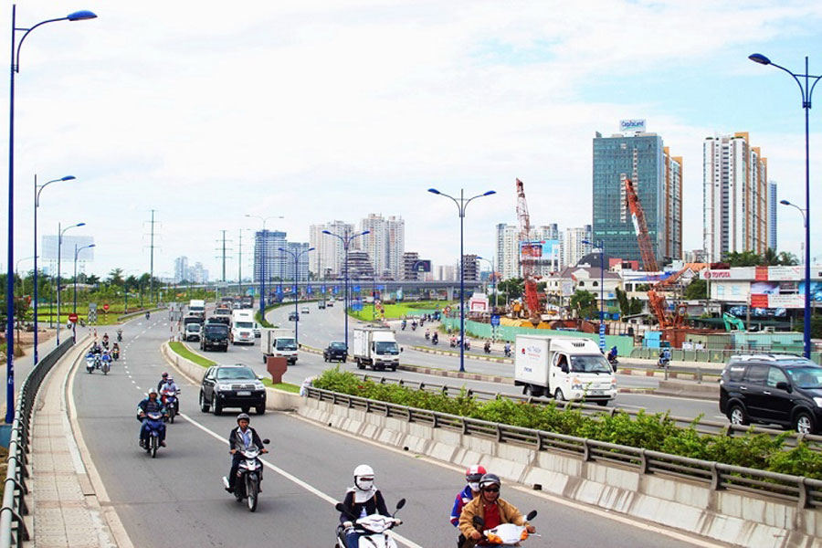 Ho Chi Minh City approves investment to widen the road from Rach Chiec Bridge on the East Ring to Hanoi