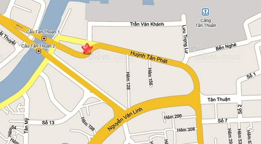 Huynh Tan Phat road