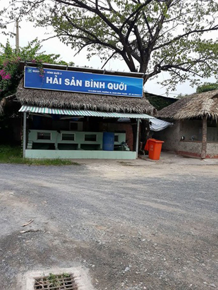 In some areas, Saigontourist for private land rent open pub