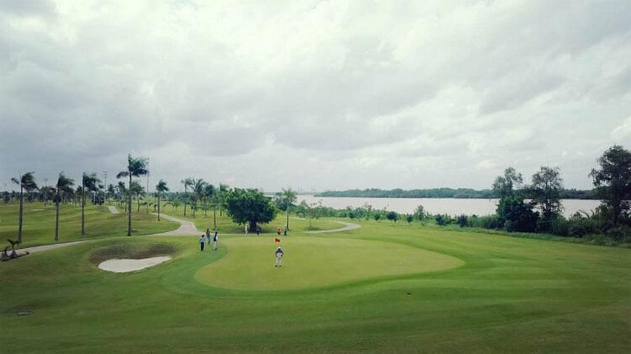 Jeongsan Golf Course