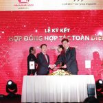 Kim Long Nam Group has officially launched the real estate market in Vietnam.