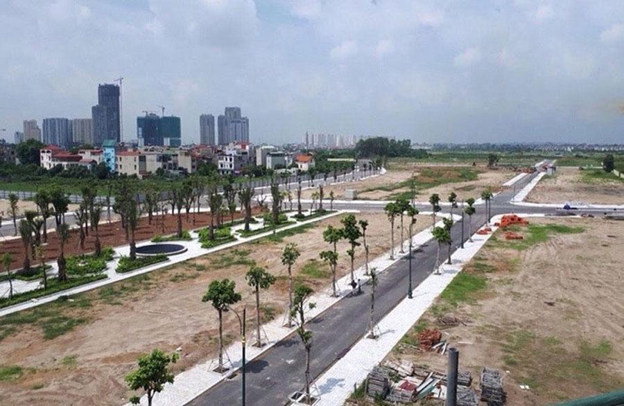 Louis City's La Vong Group project in Nam Tu Liem District, Hanoi