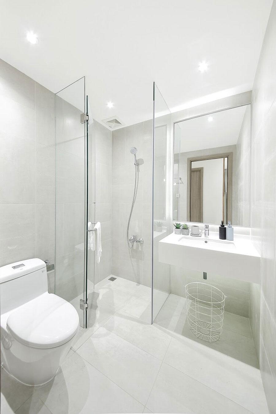 Luxury bathroom in Charmington Iris