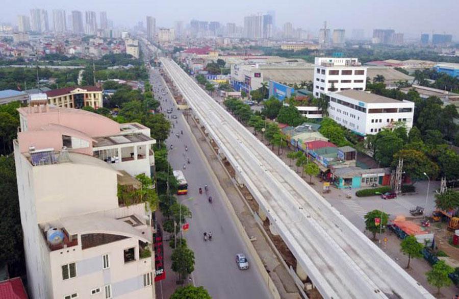 Metro Nhon - Hanoi Railway is invested 143 million euros