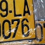 Ministry of Public Security 'uncle' petition changes color number plate for taxi