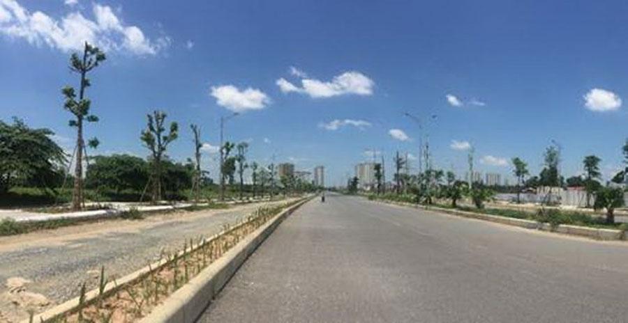 Nguyen Xien - Xa La road