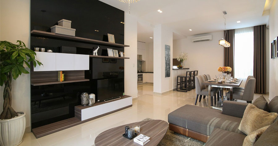 Phuc Yen apartment price attractive to investors