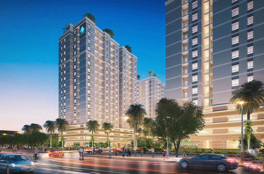 High profit from Sapphira Khang Dien project