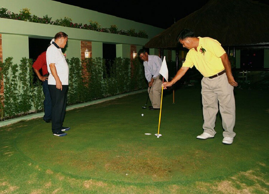 Tan Binh Industrial Park Golf Course