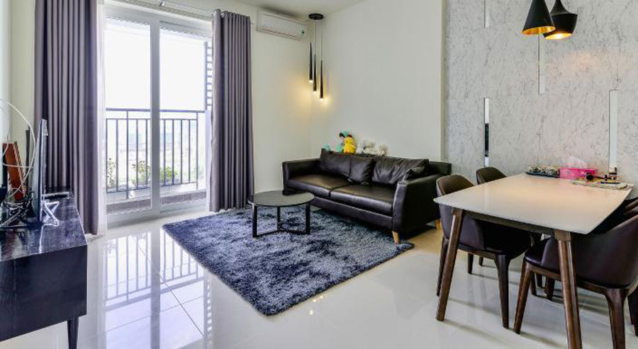 The Park Residence 2 bedrooms fully furnished