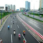 The deadline for completion of the extension project of Hanoi Highway is slow
