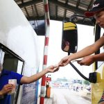 Dong Nai: Discharging the toll gate for Tet holiday
