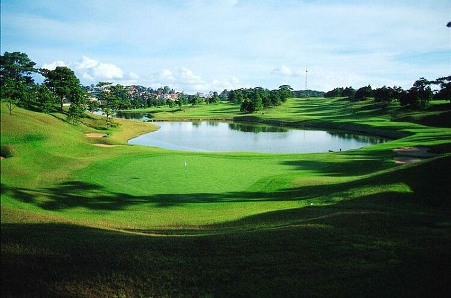 Thu Duc golf course