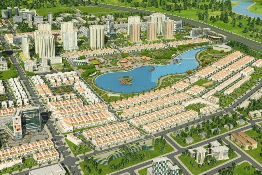 VinCity Grand Park Project