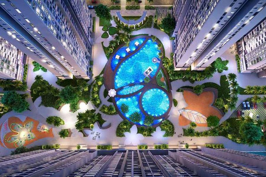 VinCity Grand Park's closed ecosystem