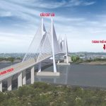 Information on the implementation of Cat Lai bridge is VND 5,700 billion connecting Ho Chi Minh City and Dong Nai
