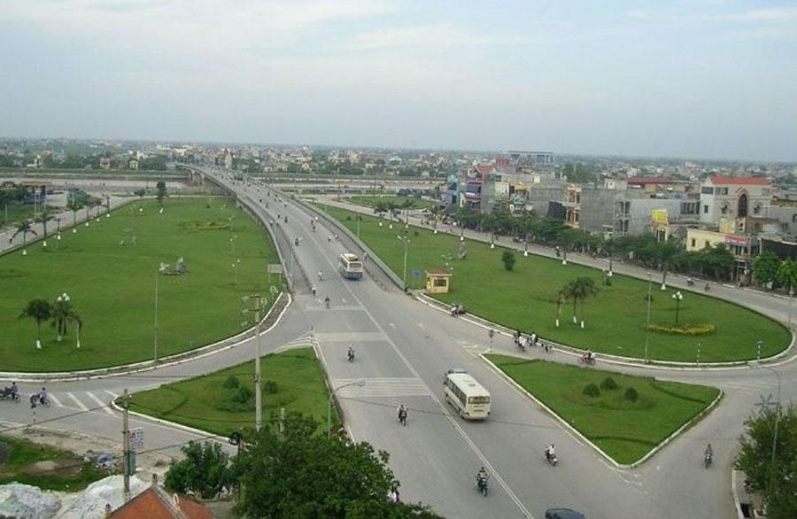 Announced the decision to establish Thai Binh economic zone