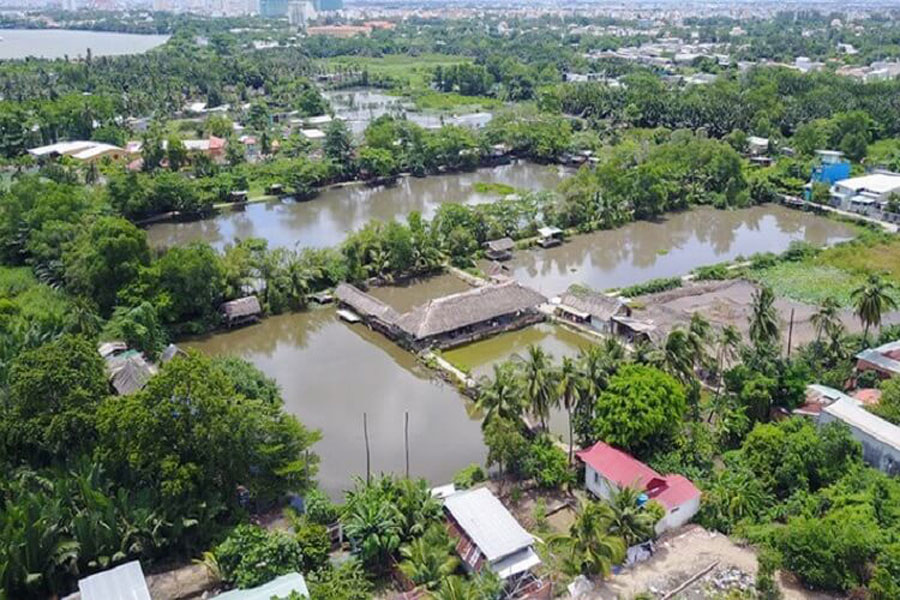 Binh Quoi - Thanh Da project will have new investors after 26 years of suspension