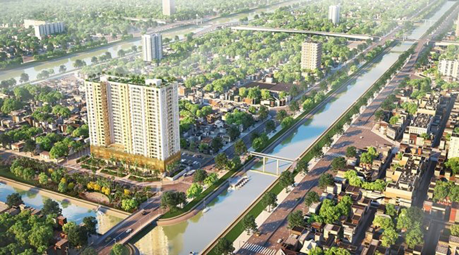 DRH launches Aurora Residences in Ben Binh Dong