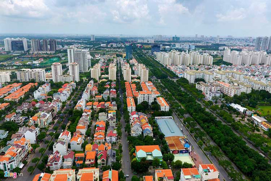 GS Metrocity Nha Be will be the largest project in the South Saigon area in the future, replacing the Phu My Hung urban area.