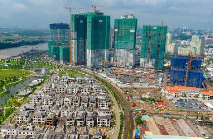 HCMC real estate market: Supply and demand have declined