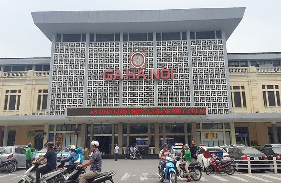 Ha Noi railway station