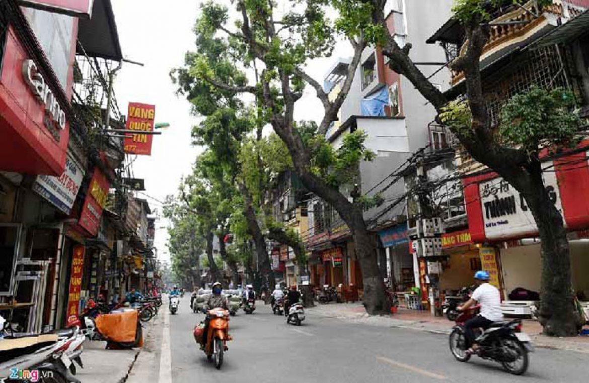 Hoang Cau - Voi Phuc route will be started in the third quarter of 2018