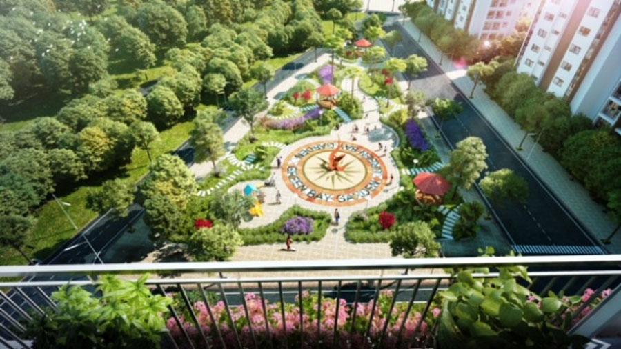 Ideal green space Green Bay Garden