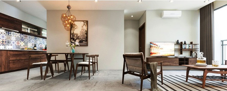 Inspired by the retro style - Tara Residence creates an idyllic living space.