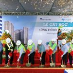 Hoa Binh commenced the third phase of Celadon City project worth nearly VND 660 billion