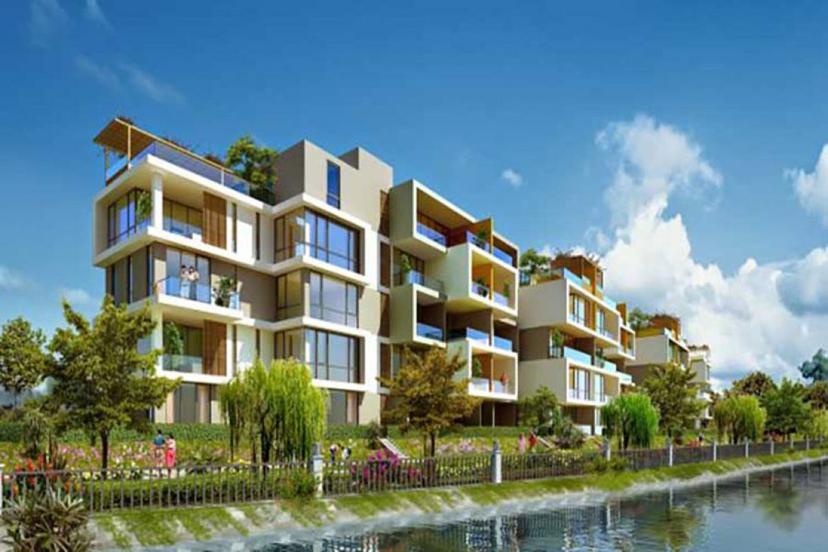 Jamona Sky Villas project is appreciated by professionals and customers for its design