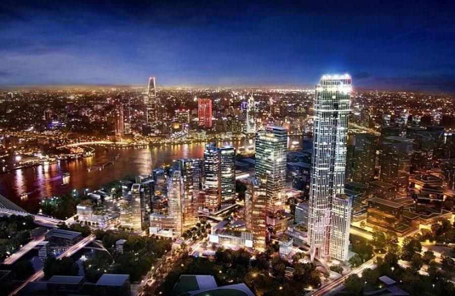 Keppel Land boosts investment in Vietnam market.