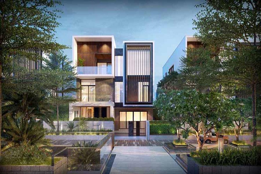 Lancaster Eden Villa is priced from VND61 billion / unit.