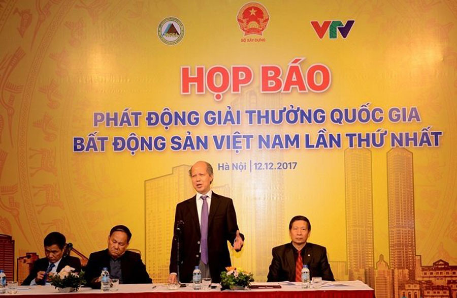 Launched the National Property Awards Vietnam