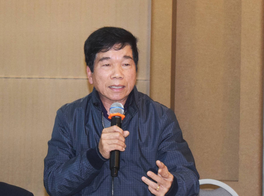 Mr. Nguyen Quoc Hiep spoke at a seminar organized by VCCI