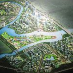 Where does Investment potential in GS Metrocity Nha Be come from?