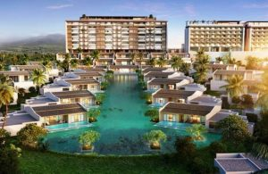 Regent Residences Phu Quoc is designed in the color of Vietnamese architecture.