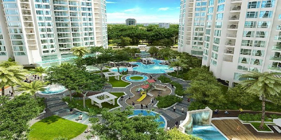 Massive landed project, Saigon South continues to be the hot spot of the city's real estate market.