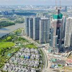 Overview of HCMC real estate market 2017: Growth back in risk aversion