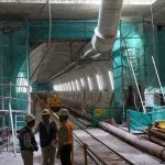 Opened officially the second tunnel of the Ben Thanh – Suoi Tien metro line